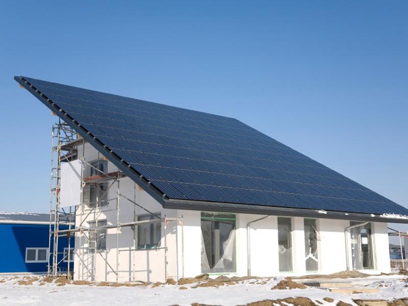 Novogradnja s elektro hosekra