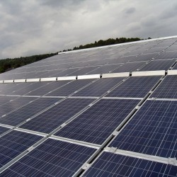 Solarna energija in pridobivanje električne energije tudi na telovadnici v Cerknici