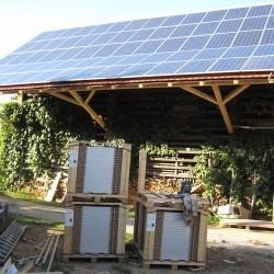 Projekt EH s streho Bobrek