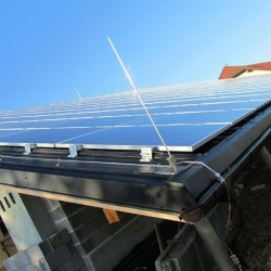 Sončna elektrarna Robek