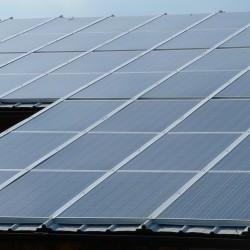 Sončna elektrarna EH sončni paneli