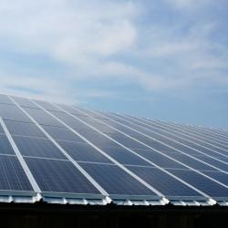 Sončna elektrarna - fotovoltaika