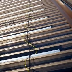 Hosekra Elektro napeljava kablov in ozemljitev