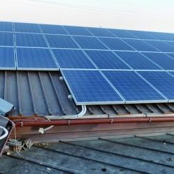 Sončna elektrarna v Slovenski Bistrici