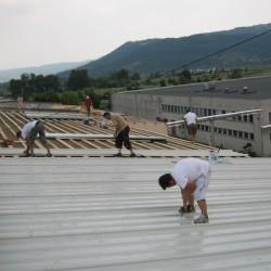 Sanacija podjetja Tekstina s sistemom Elektro Hosekra - Ajdovščina