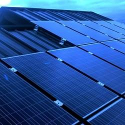 Sončna elektrarna na objektu Bahč