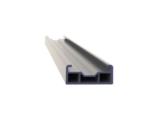 Aluminijasti profil WPC sistem talniih oblog