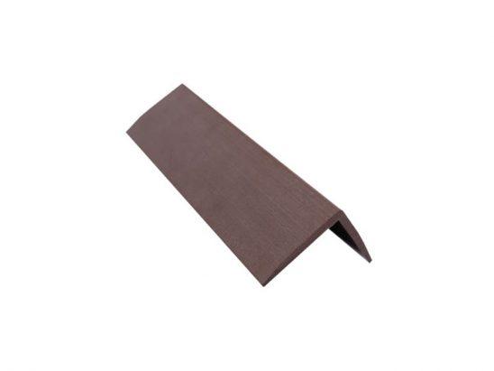 Zaključni element WPC talnih oblog
