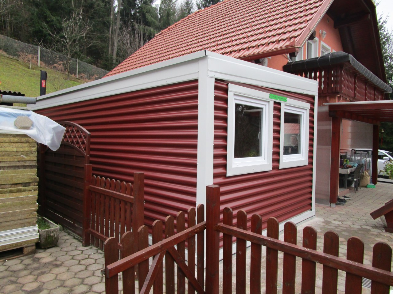 plan custom your cabins log for zook prefab garage builders cabin sale garages prefabricated