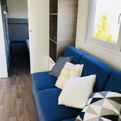 dnevni prostor mobilne hiše