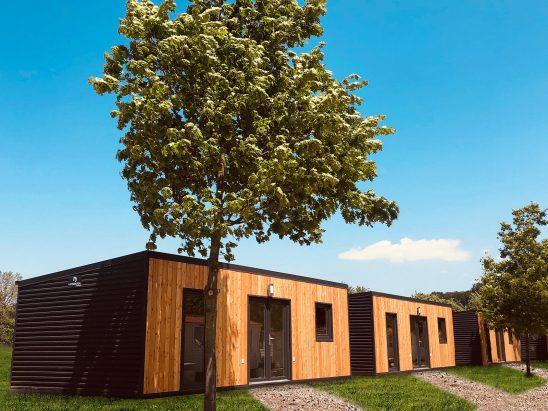 Mobilna hiška cosmos wood 2019