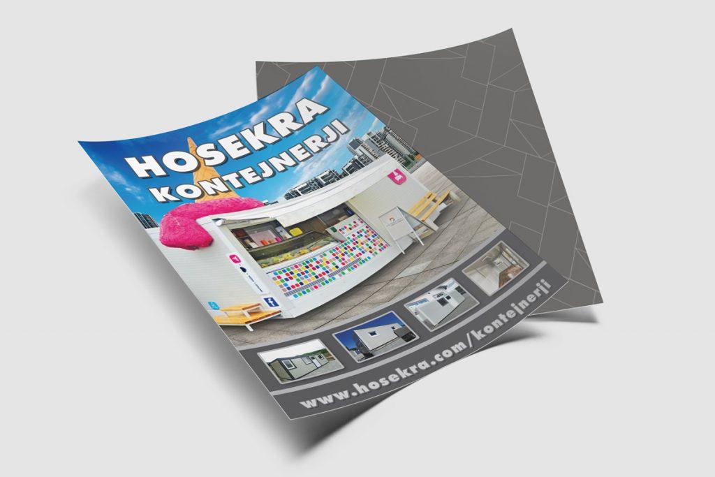 Katalog kontejnerji Hosekra