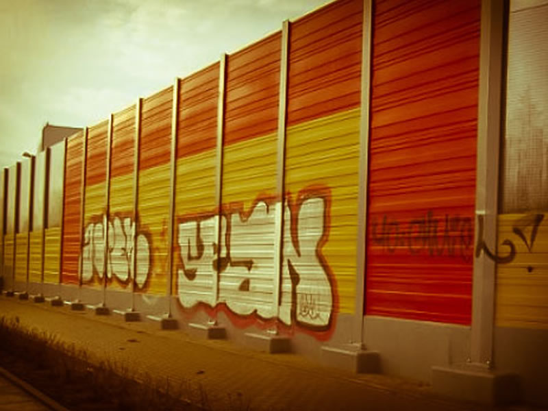 noise barriers road noise