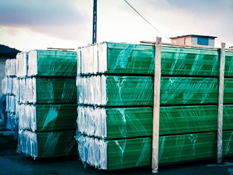 noise barriers shipping
