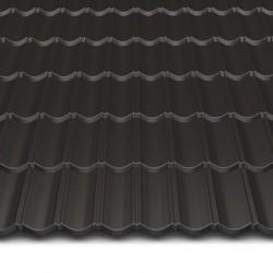 Hosekra gladka streha RAL 9005