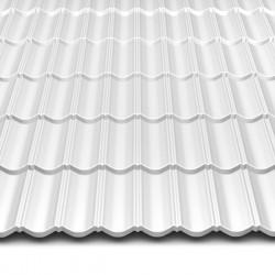 Hosekra gladka streha RAL 9010
