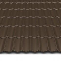 Hosekra gladka streha RAL 8019