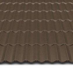 Hosekra gladka streha RAL 8019 MAT