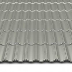 Hosekra gladka streha RAL 9006