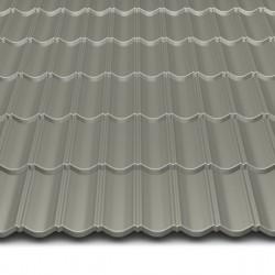 Hosekra gladka streha RAL 9007