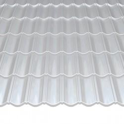 Hosekra peskana streha prozorna