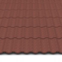 Hosekra peskana streha rdeca