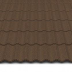 Hosekra peskana streha rjava