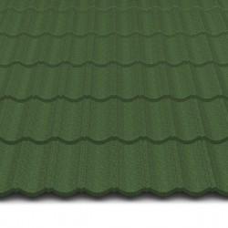 Hosekra peskana streha zelena