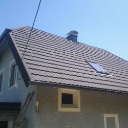 hosekra peskana streha