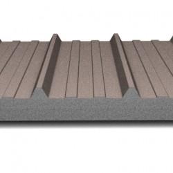 hosekra stresni panel grafit ral 8025 mat