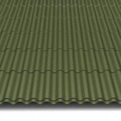 Hosekra Valmetal z odtisom streha RAL 6020 MAT