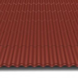 Hosekra Valmetal z odtisom streha RAL 8012