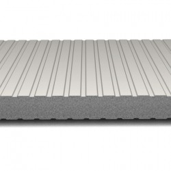 hosekra zidni panel grafit ral 1015