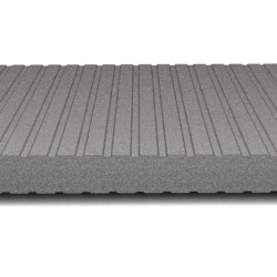 hosekra zidni panel grafit ral 7006 mat