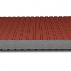 hosekra zidni panel grafit ral 8012