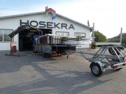 Prevozi in dostava na dom po celi Sloveniji
