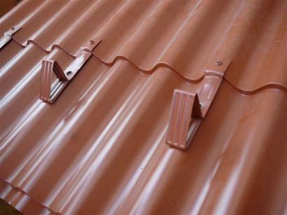 Snegobrani za streho