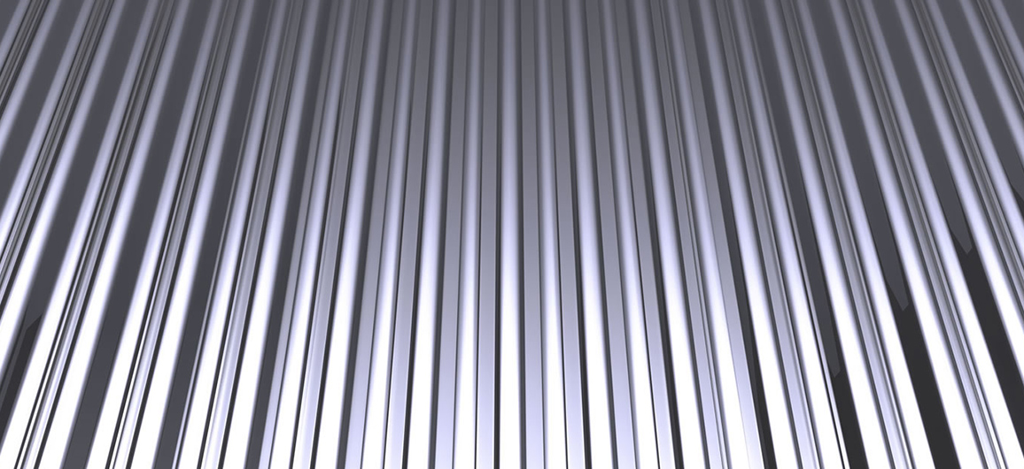 Bedachung Valmetal