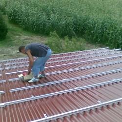 Projekt EH s streho Valmetal