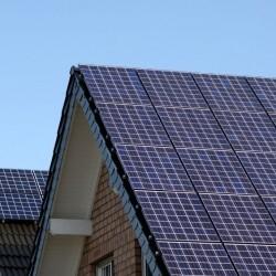 Gradnja sončnih elektrarn
