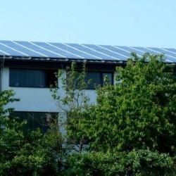 Končana sončna elektrarna