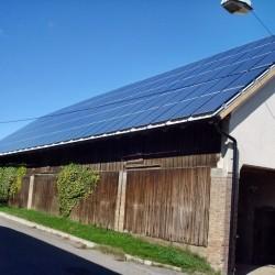 EH - objekt sončne elektrarne Šlamberger