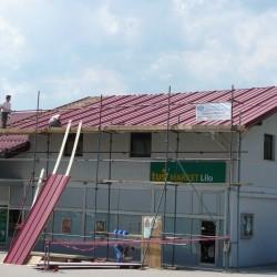 Sončna elektrarna Hosekra Elektro Slovenj Gradec
