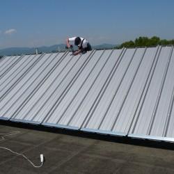 Sončna elektrarna - montaža fotovoltaika