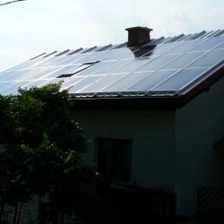 Sončna elektrarna EH stanovanjska hiša