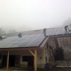 EH Hosekra streha T4 rjave barve