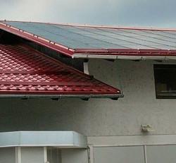 Sončna elektrarna s sistemom Elektro hosekra (Slovenj Gradec)