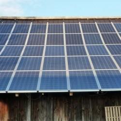 Sončna elektrarna (Murska Sobota - Tešanovci)