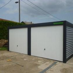 Garaža dvojna
