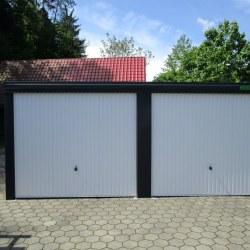 Garaža za dva avtomobila